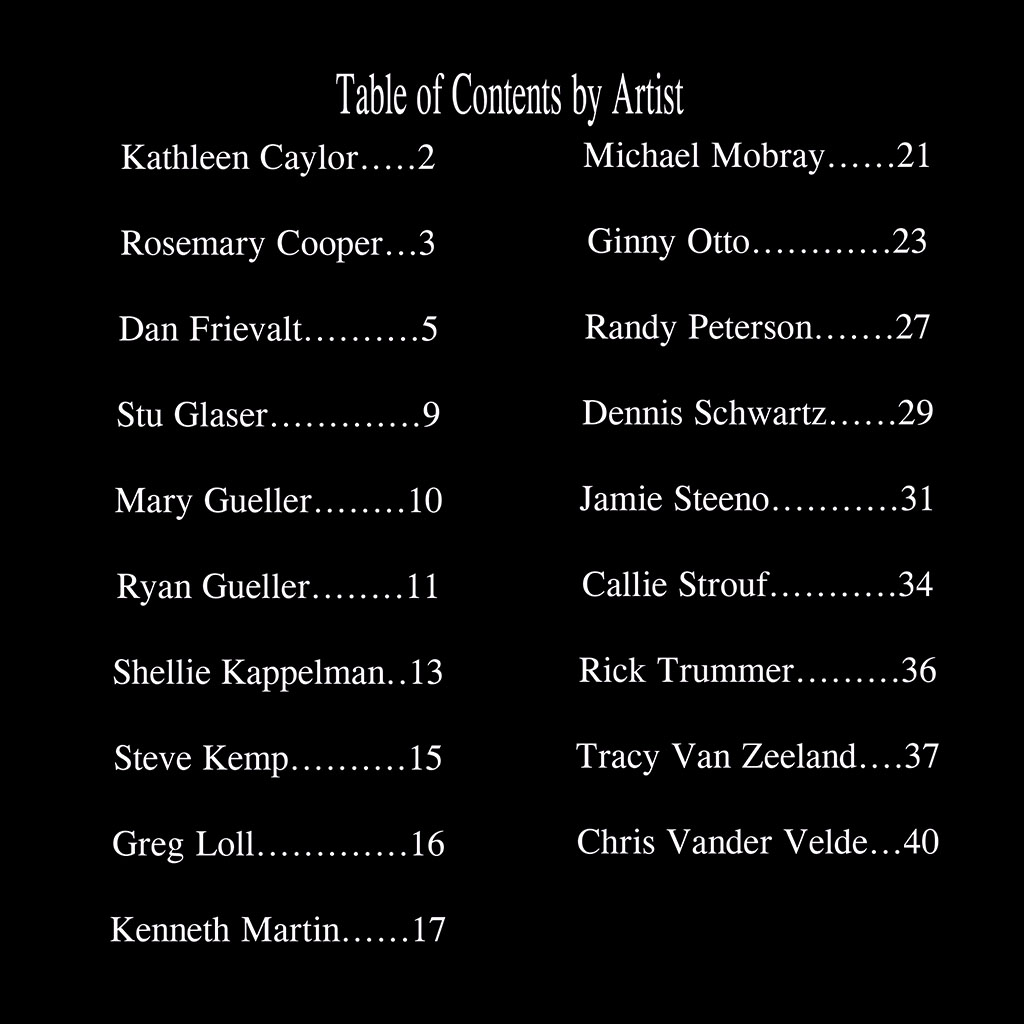 page 1Table of Contents