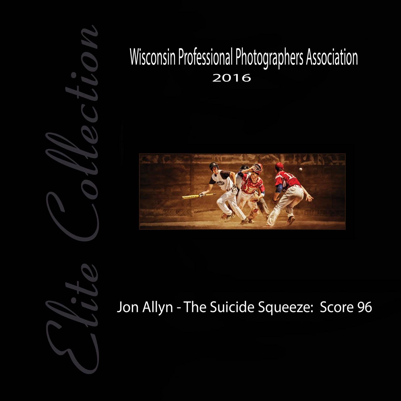 2016 Elite - Jon Allyn The Suicide Squeeze