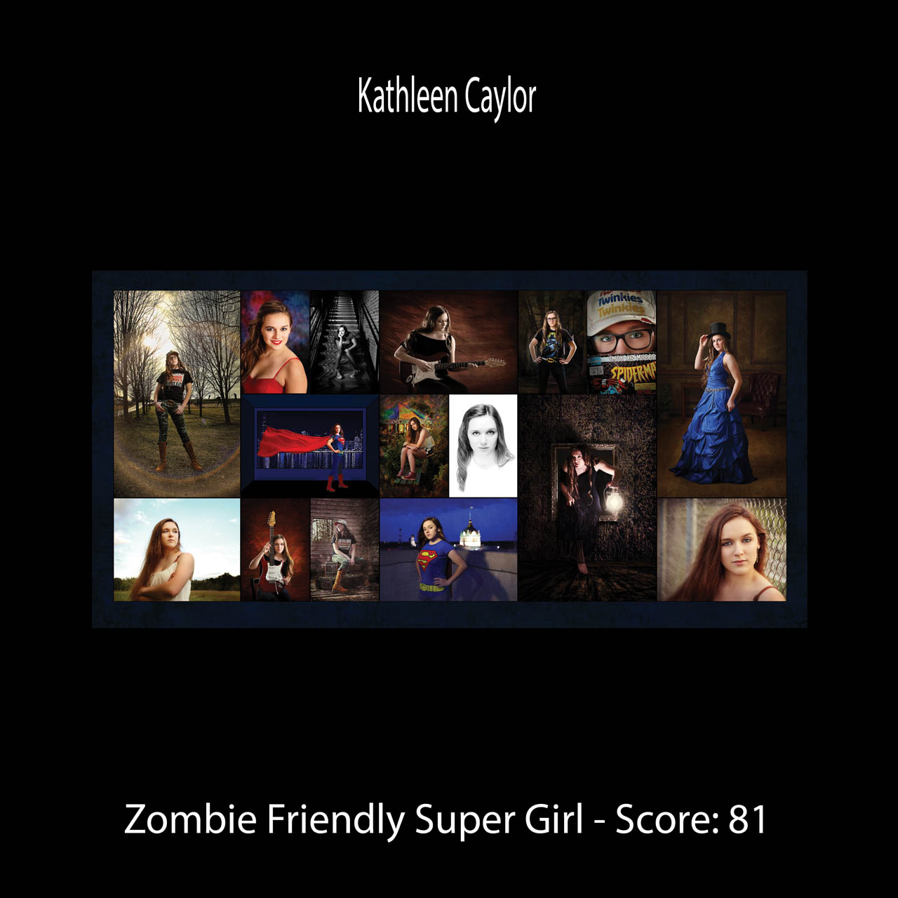 Page 10 Caylor Kathleen Zombie Friendly Super Girl