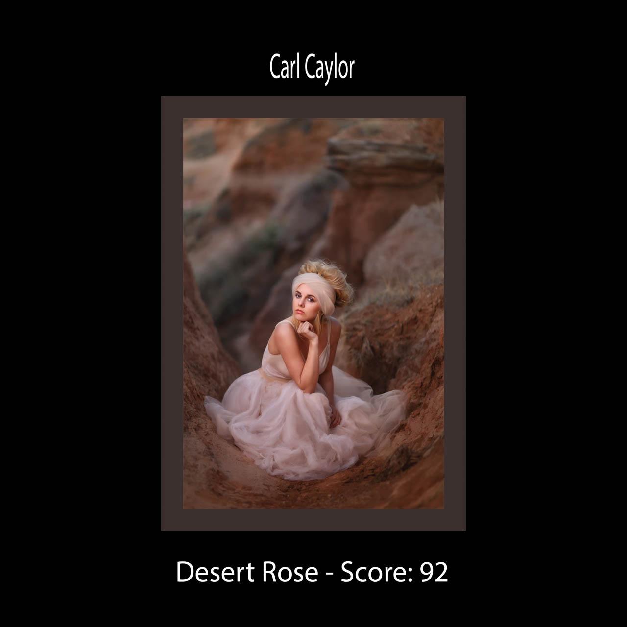 Page 4 Caylor Carl Desert Rose