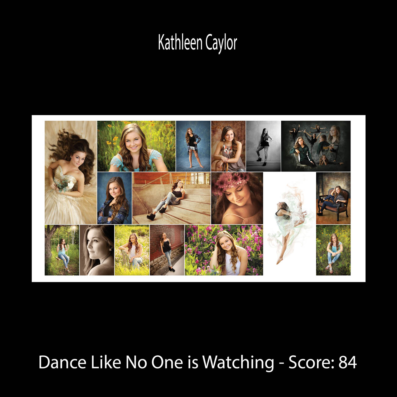 Page 7 Caylor Kathleen Dance Like No One Is Watching